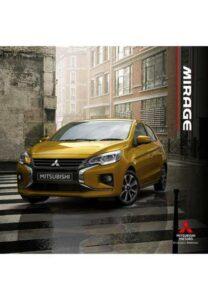 Mirage brochure cover