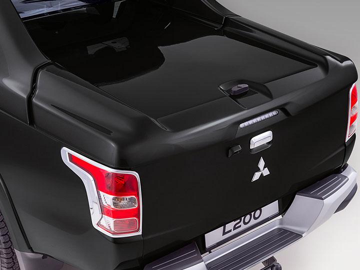 L200 Hardtop Black
