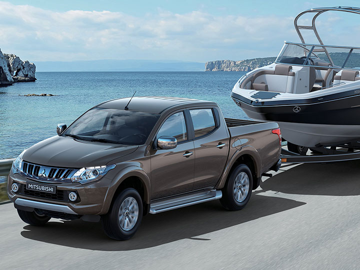 L200 Towing
