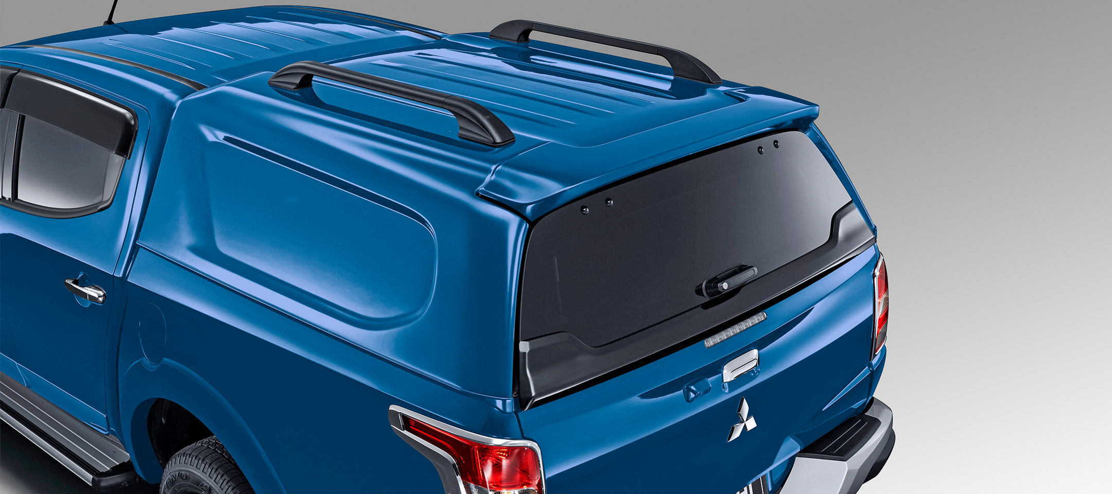 L200 Solid Sided Hardtop