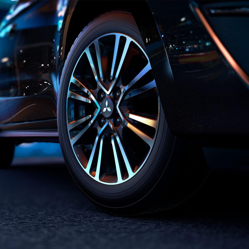Mitsubishi Wheel
