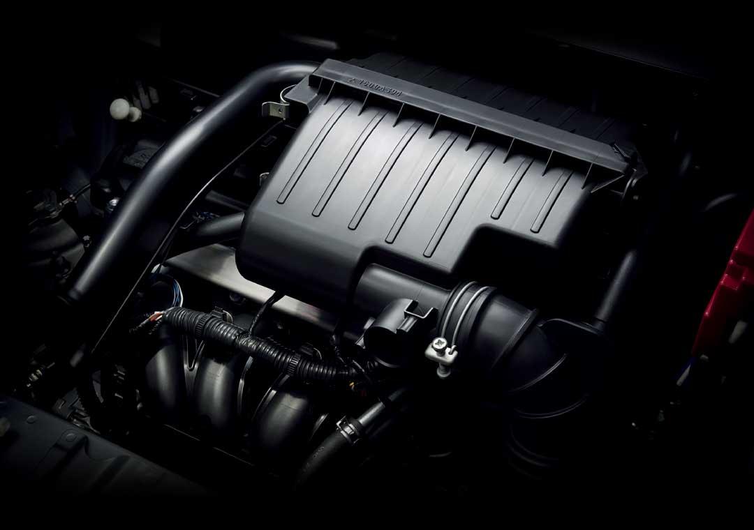 Mirage engine