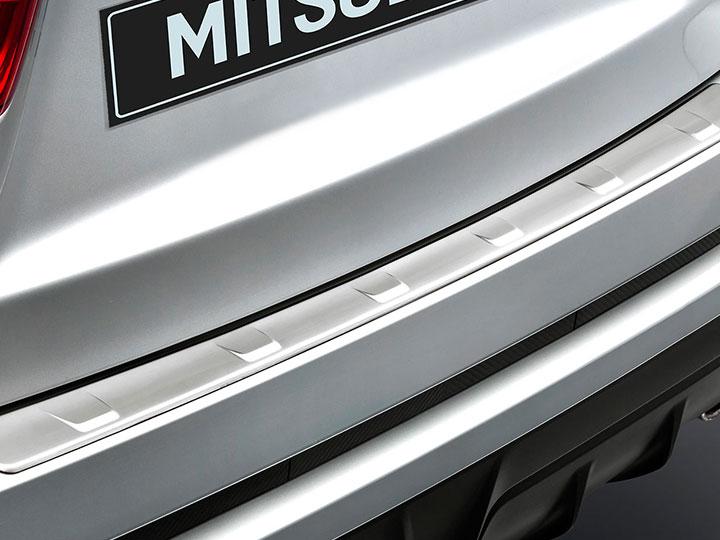 Rear Bumper Plate